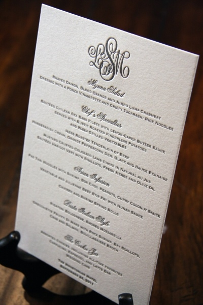 menu-wedding-letterpress