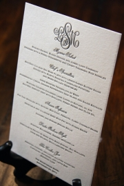 menu-wedding-letterpress